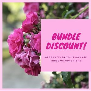 Other - Bundle to save! 🌸
